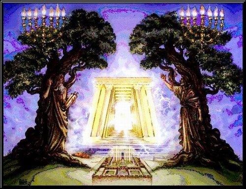golden candlesticks crucible