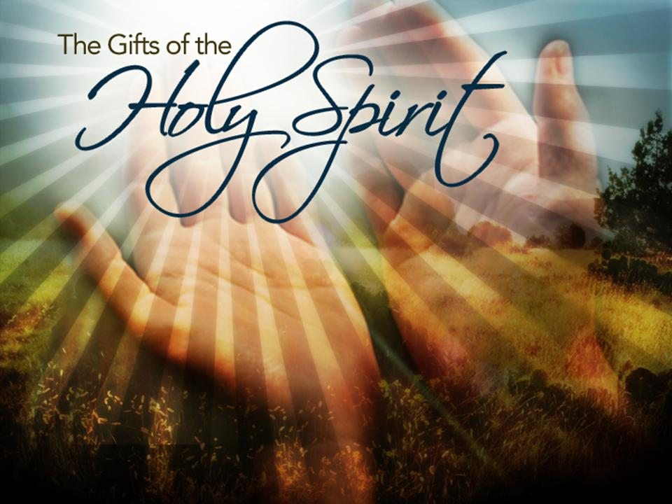 The GIFTS of the HOLY SPIRIT in the coming Tribulation
