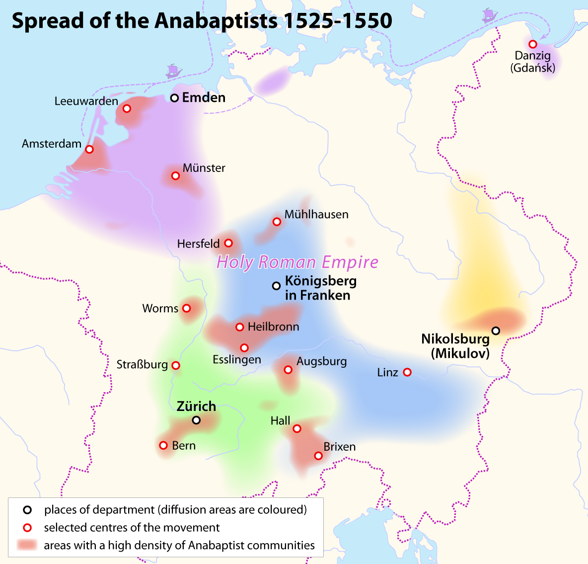 The anabaptist legacy of the amish mennonites and hutterites for worn down by constant war many of the anabaptist families left switzerland and germany they migrated northeast into peaceful holland they may well have aiddatafo Gallery