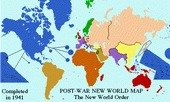 The New World Order Map of Ten Future  (?Emerging) Global Bio-Regions