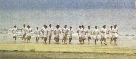 Click on the image to go to the movie 'Chariots of Fire.'